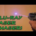 Amazing Lasers! – Blu-ray Laser Phaser!