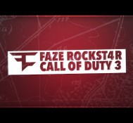 FaZe Rockst4r: Frequency – A Call of Duty 3 Montage
