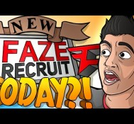 FaZe Rain: NEW FaZe Recruit Today!?