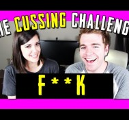 THE CUSSING *CHALLENGE*! (with CATRIFIC)