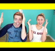 THE 7 SECOND *CHALLENGE*! (with LIA MARIE JOHNSON)