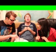 EATING BOOGERS *CHALLENGE*! (with STEVE GREENE & NIKKI LIMO)