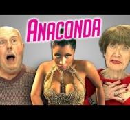Elders React to Nicki Minaj – Anaconda