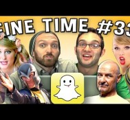 NEW SHOWS, SNAPCHAT, THAT BASS, AND MORE! (Fine Time #33)