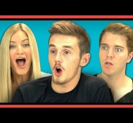 YouTubers React to Ylvis – Trucker's Hitch