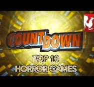 Countdown – Top 10 Horror Games