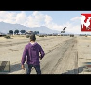 Things to do in GTA V – Launch Mower