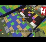 Things to do in Minecraft – Frogger