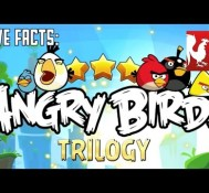 Five Facts – Angry Birds