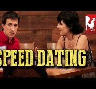 The Speed Dating Challenge – SOCIAL DISORDER