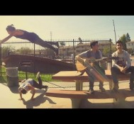 """Possible"" – Sam Tsui & Michelle Glavan – ONE TAKE!"