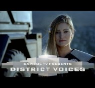 Capitol TV's DISTRICT VOICES – Transporting Our Heroes with District 6