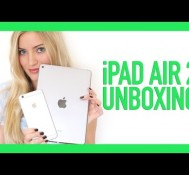 iPad Air 2 Unboxing and Review