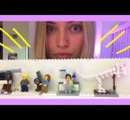 LEGO Research Institute Female Minifigures