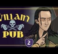 Villain Pub – To The Tailor!!!