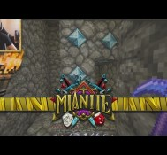 Minecraft: Mianite – Diamond Pickaxe Awesomness! [66]