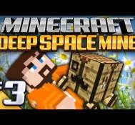 Minecraft – Deep Space Mine 3 – Minions