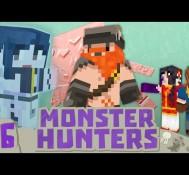 Minecraft – Hologrammatic Waifu – Monster Hunters 16