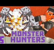 Minecraft – Ghast Bomb – Monster Hunters 15