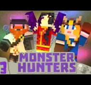 Minecraft – Afterparty – Monster Hunters 13