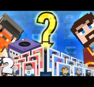 Minecraft – Guess Who #2 – A GameCube Is Not A Man