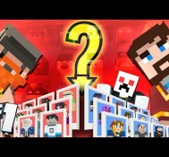 Minecraft – Guess Who #1 – Axe Me A Question