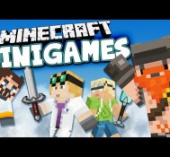 Minecraft PS4 Minigames – Part 4 – A Little Bit Of Wee Came Out