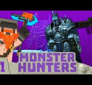 Minecraft – Lich (King) – Monster Hunters 11