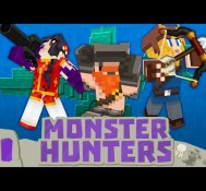 Minecraft – Second Time Lucky – Monster Hunters 10