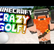 Minecraft PS4 Crazy Golf – Part 2 – I Don't Believe It