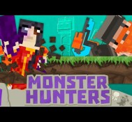 Minecraft – Grass Ceiling – Monster Hunters 9