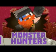 Minecraft – Freedom! – Monster Hunters 8
