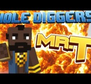 Minecraft – Mr T – Hole Diggers 58