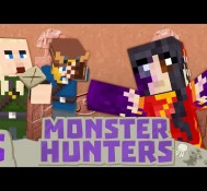 Minecraft – What's Lembas Bread? – Monster Hunters 6
