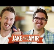 Jake and Amir: Birfday