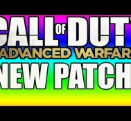 Advanced Warfare Getting Fixed (NEW PATCH)