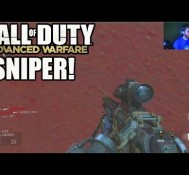 COD AW SNIPING + DAD/TACO STORIES!  (Call of Duty Advanced Warfare SniperGameplay)