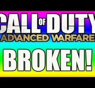 ADVANCED WARFARE IS BROKEN! (Call of Duty Advanced Warfare Glitch)