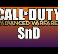 """SEARCH AND DESTROY"" – Call of Duty Advanced Warfare (COD AW SnD)"