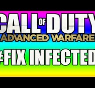 FIX INFECTED @SHgames (Call of Duty Advanced Warfare Infected)