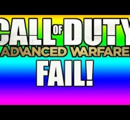 ADVANCED WARFARE FAIL! (Cod AW Fail)