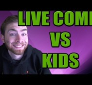 TRASH TALK vs KIDS (Black Ops 2 Sticks and Stones LIVE)