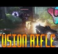 "BEST DESTINY SPECIAL WEAPON – Destiny ""FUSION RIFLE"" Gameplay (Destiny PS4 Multiplayer)"