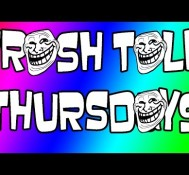 TRASH TALK THURSDAY!