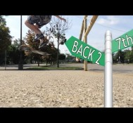 SKATEBOARDING! (Back to 7thst Part 2)