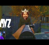 HACKED GUN PvP and Burger Queen (DayZ Standalone Gameplay #16)