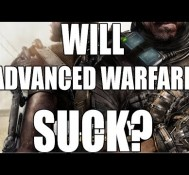 ADVANCED WARFARE WILL SUCK?