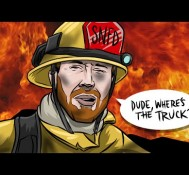 FIREFIGHTER FAIL (Garry's Mod Prop Hunt)